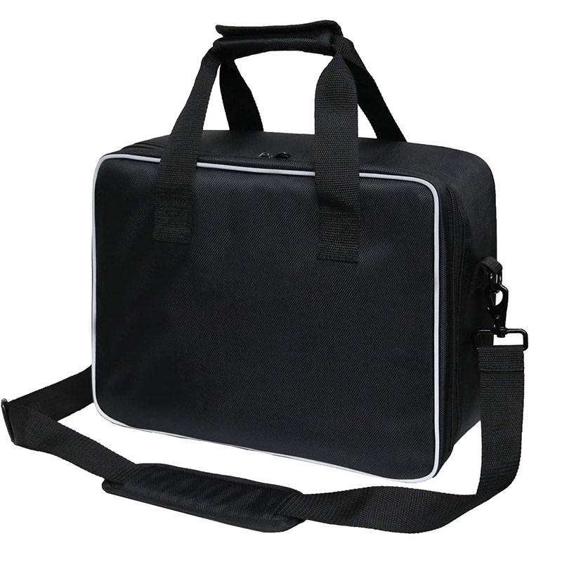 Electrician Tool Bag Tool Tote Carrier Organizer with Adjustable Shoulder Strap