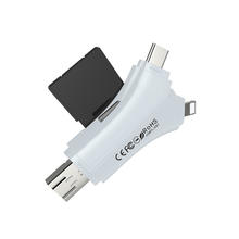Mobile Smart Drive Multi USB SD Chip Card Reader