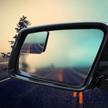Side Mirror Adjustable HD Glass Rust Resistant for Car Blind Spot Mirror