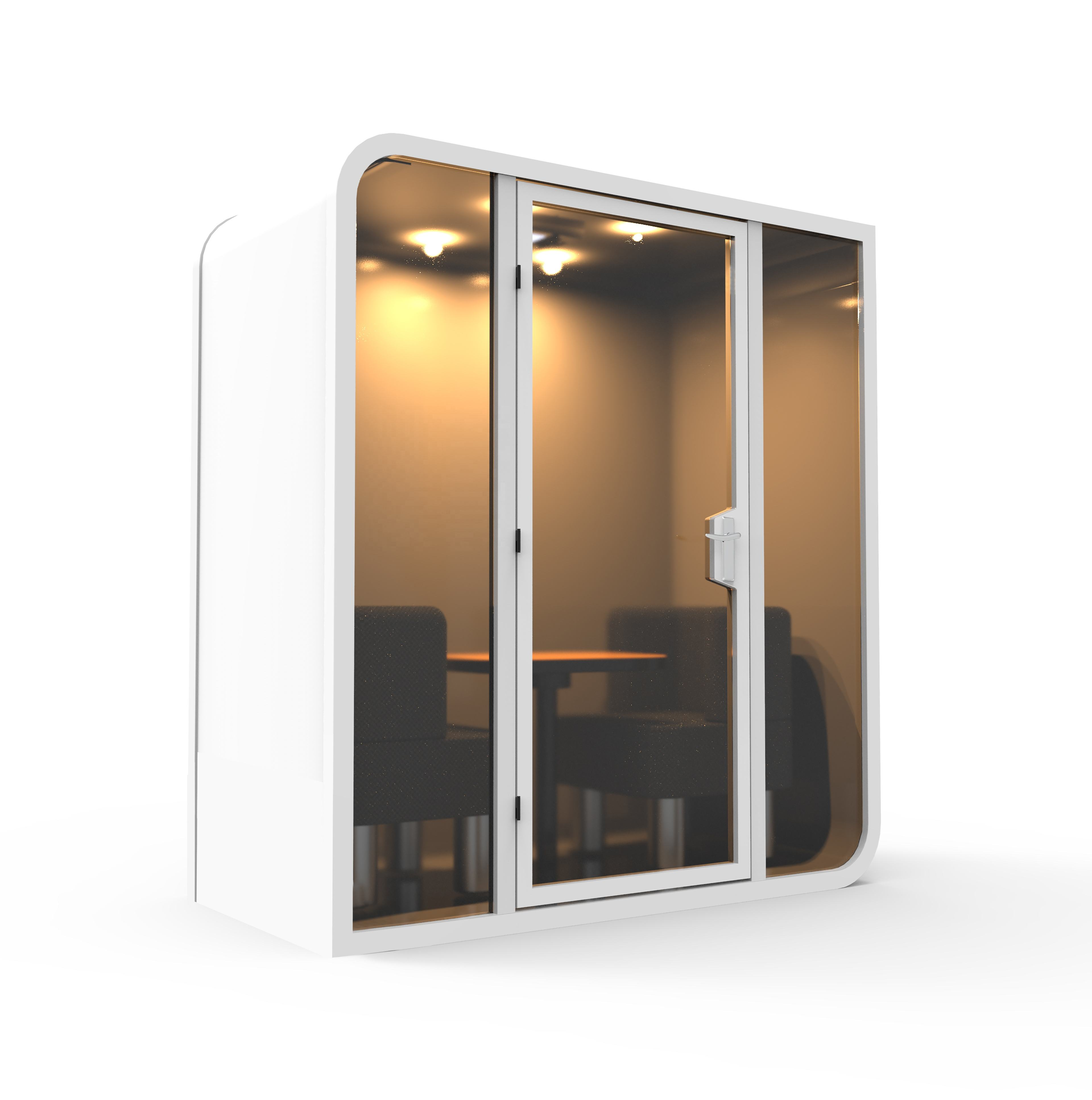 Office meeting pod for 4 persons