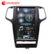 Car GPS Navigation Android For Jeep Grand Cherokee with DVD Audio Support Radio Wifi Playstore OBD Aux