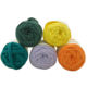 Super fashion elastic t shirt yarn for crochet with more than 100 colors