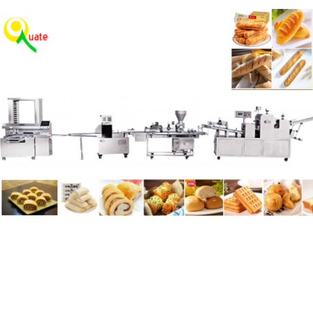 Automatische Baguette <span class=keywords><strong>Brood</strong></span> Making Machine Productielijn/Markook Commerciële <span class=keywords><strong>Brood</strong></span> Maken Machines