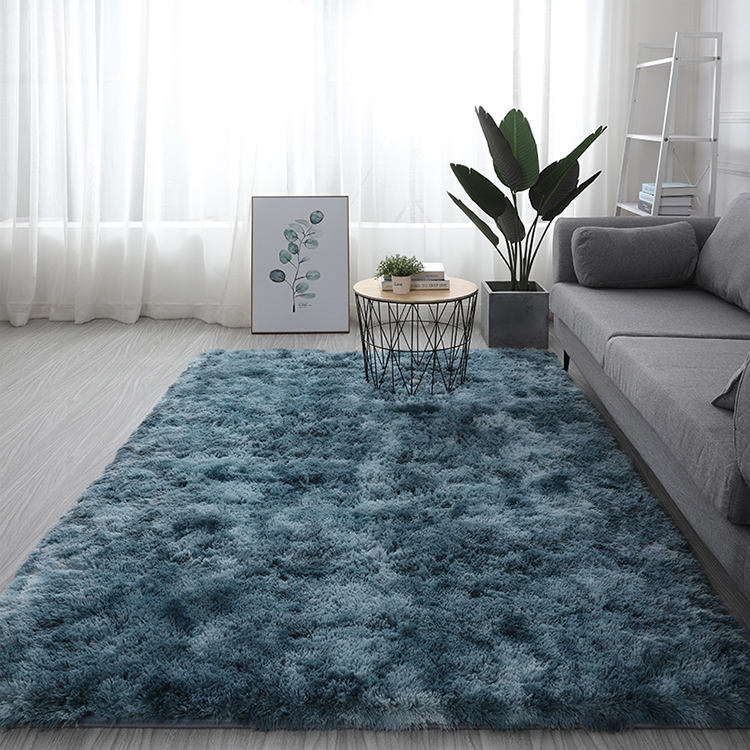 Meijialun India most popular 2020 shaggy stock carpets