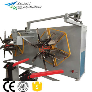 Soft pipe tube single winder winding machine coiler