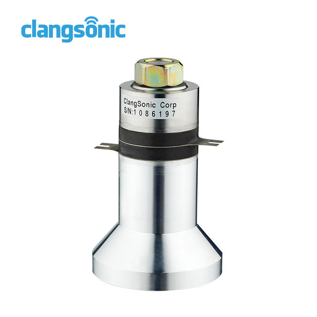 Clangsonic 20khz 50watts ultrasonic transducer cleaning waterproof