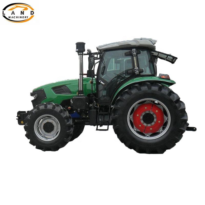 4*4 160hp mini farm tractor agricultural equipment price