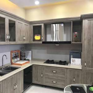 Durable And Elegant Philippines Aluminum Edge For Kitchen Cabinet Variants Alibaba Com