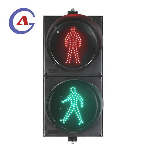 pedestrian crosswalk LED Traffic Signal light Head