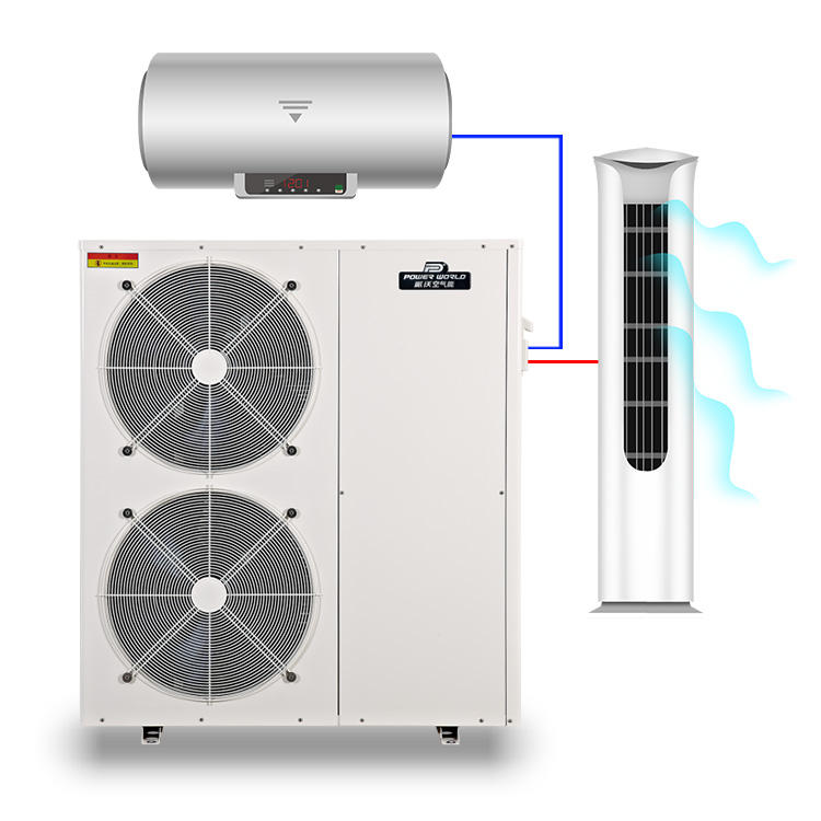 18000btu Profesional 100% Bangladesh Atas Penjualan 24000 BTU Heat Pump Air Conditioner