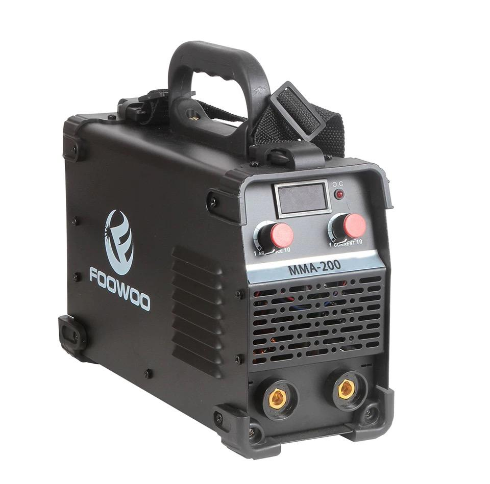 Portable MINI MMA-200 IGBT MMA Inverter Arc Welding Machine