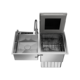 Household Automatic Dish Washers Stainless Steel Sink Washing Dish Machine Smart Countertop Dishwasher