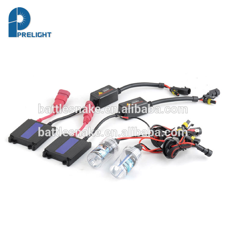 High quality 12v 35W HID xenon light kit for all cars HID lights for car with good quality