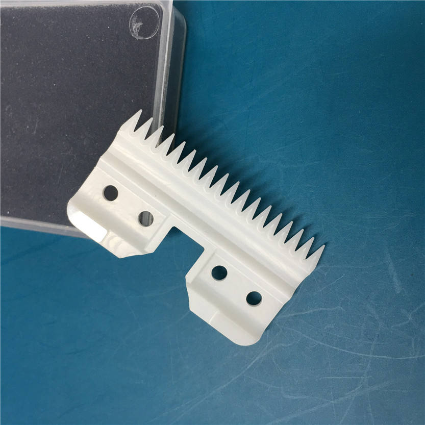 High hardness Oster zirconia ceramic hair clipper blade for pet grooming