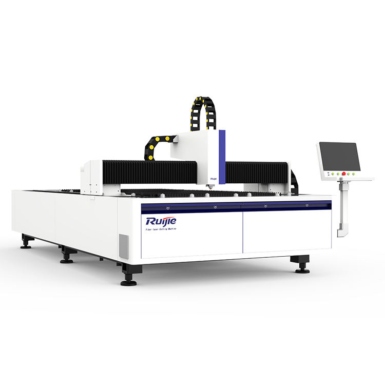 Ruijie Metal Steel Cutting 3015S 1500W Fibre Laser Machine Cutting CNC with High Speed