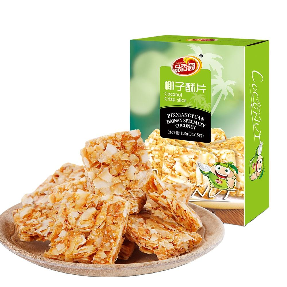 Leckerer Snack Food Kokosnuss knuspriger <span class=keywords><strong>Keks</strong></span>