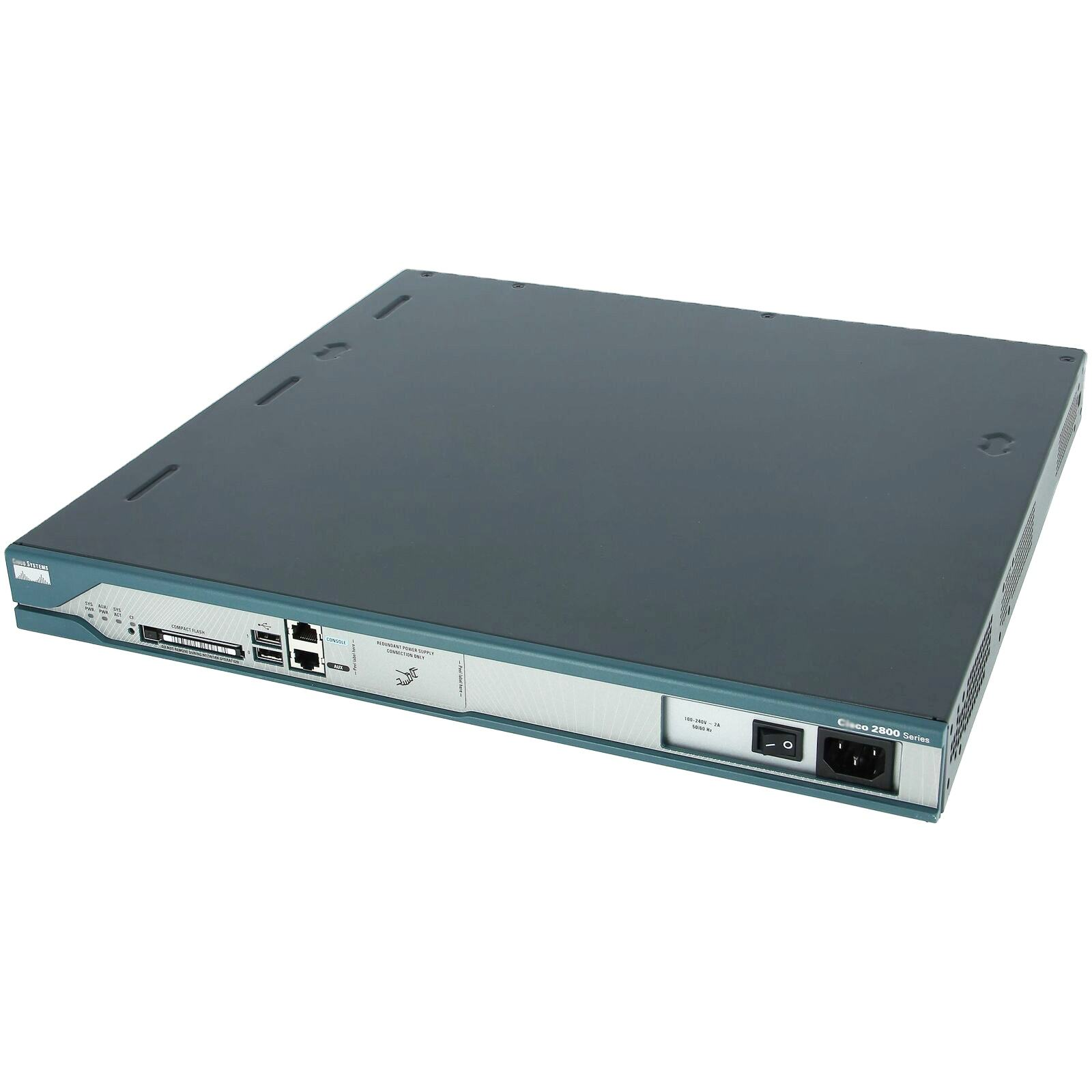 2811 Router Integrated services Router 2 WAN porta Ethernet enterprise Router