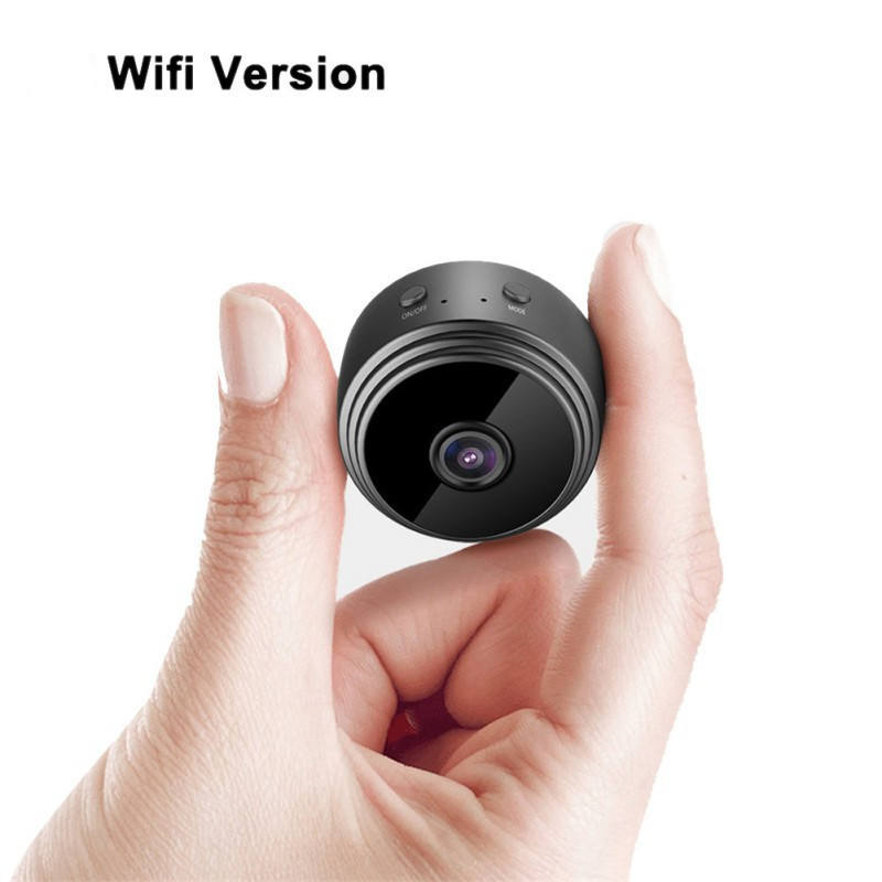 A9 HD 720p wifi Ip mini camera small wireless home baby night vision security micro Motion Detection
