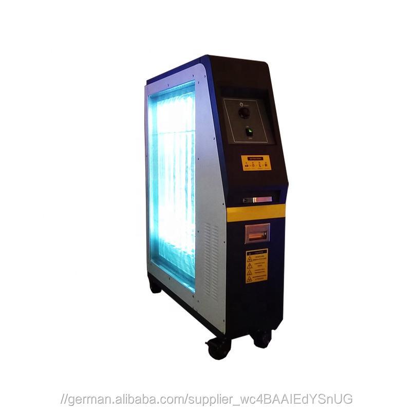 ck2000 uvc wand sterilizing 220V uv germicidal lights tunnel with CE certificate Lamp uvc