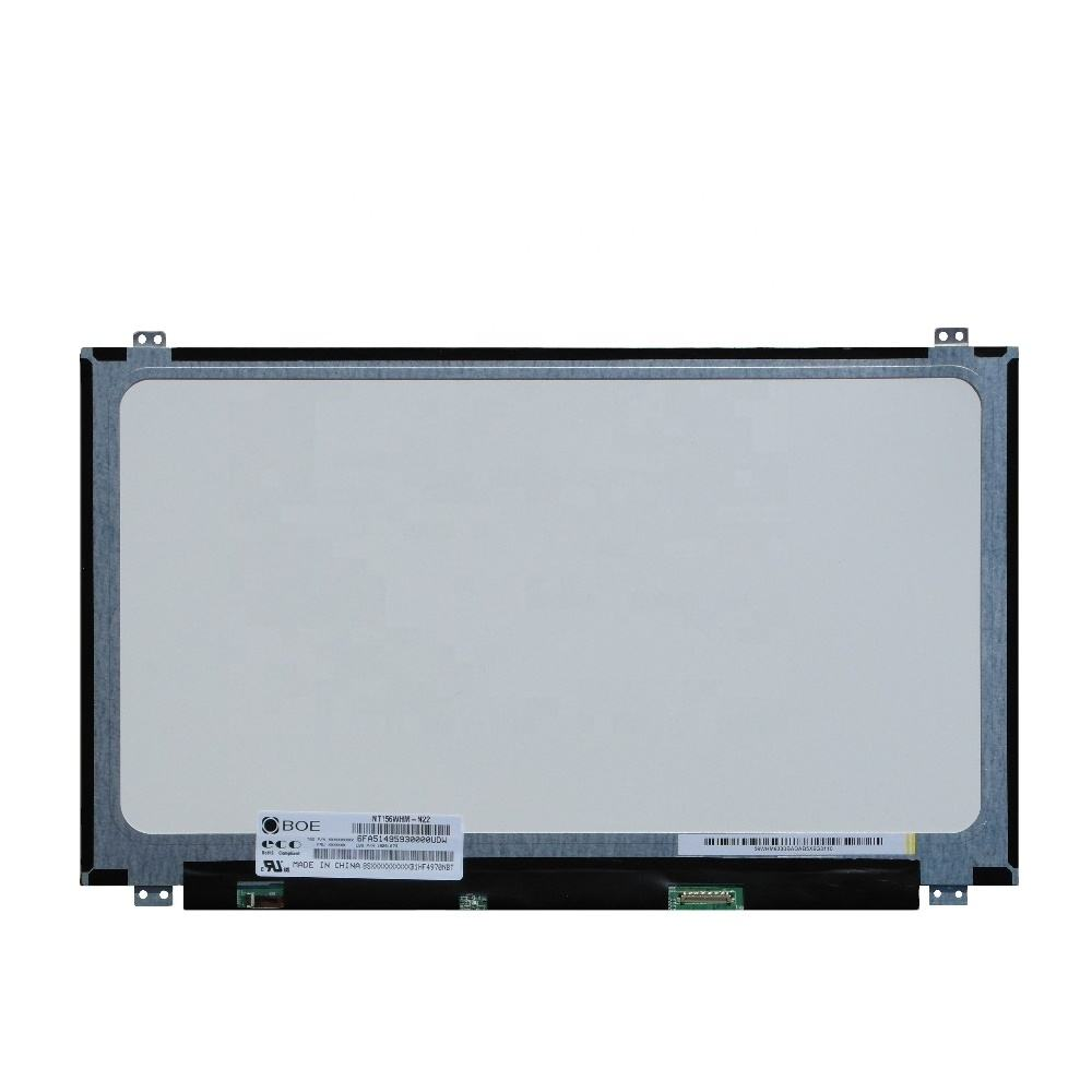 15.6 inch 1366*768 laptop screen 30 pin display lcd panel NT156WHM-N32