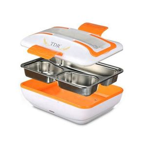 Metis 2019 new design home usage stainless steel electric lunch box