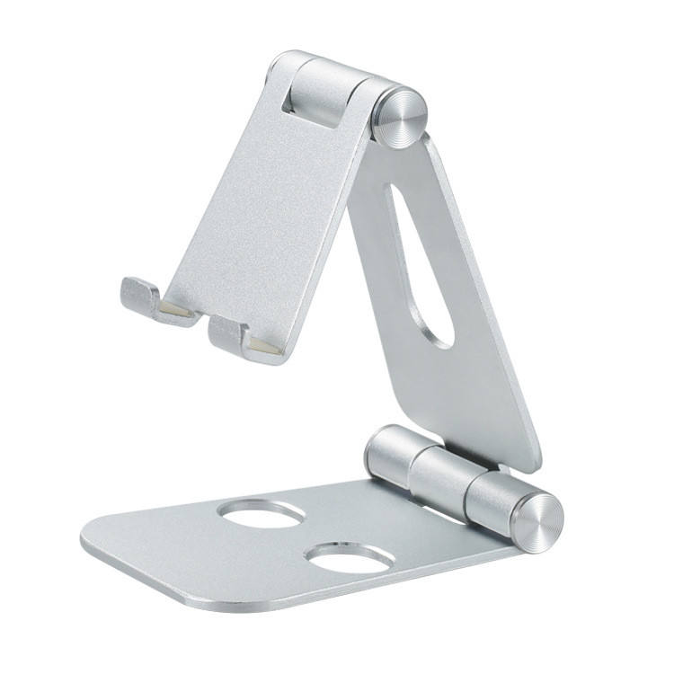 Portable Pliable Réglable En Aluminium Support de Téléphone Tablette Support pour iPhone iPad