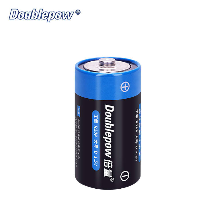 1.5V Disposable Battery R20 D Size Dry Cell Battery Dry Batteries