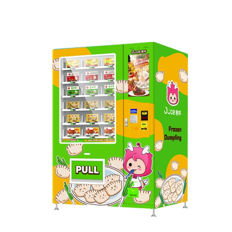beverage food heating ice cream frozen vending machine