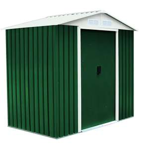 7x6ft Easy Assemble Garden Shed