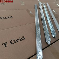 Beautiful Popular Wooden-grain Gypsum Board Ceiling  for Dubai/India/Qatar/Iraq Market