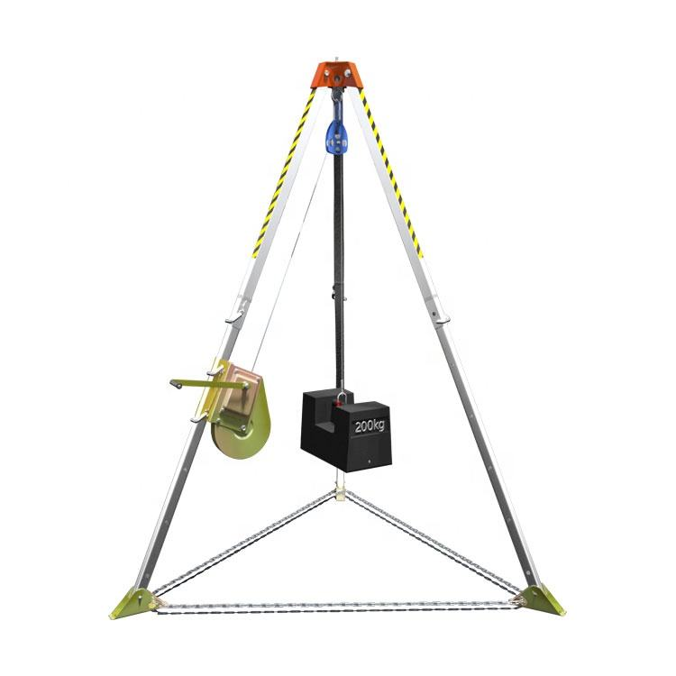 Factory ce workplace Manual Safety Rescue Tripod from china