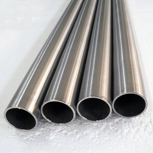 titanium tube astm b338 titanium pipe prices seamless tube titanium metal