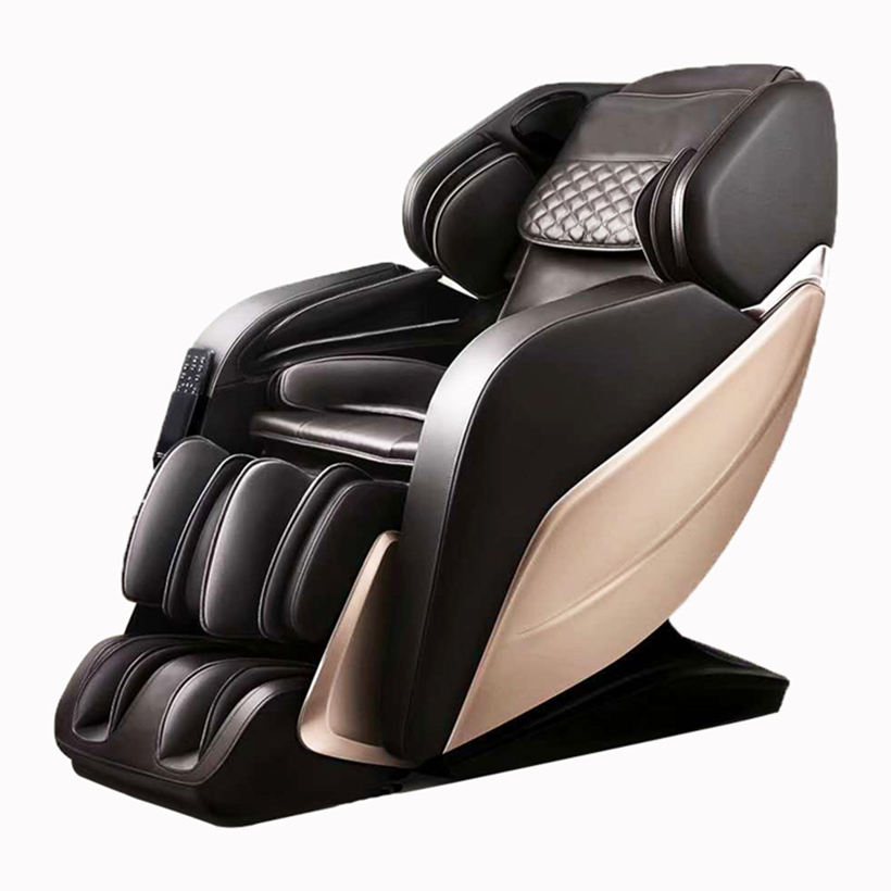 Recliner massage leather sofa sets whole body relaxing massage chair