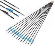 Prices Archery Shooting 6mm Fiberglass Arrow Bows and Arrows for Hunting Archery Arrow