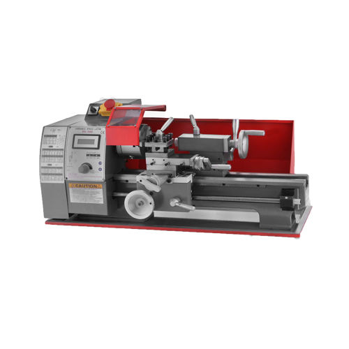 Newest 600W Mini Lathe Metal Working Processing Precision Variable Speed Metal Lathe Machine