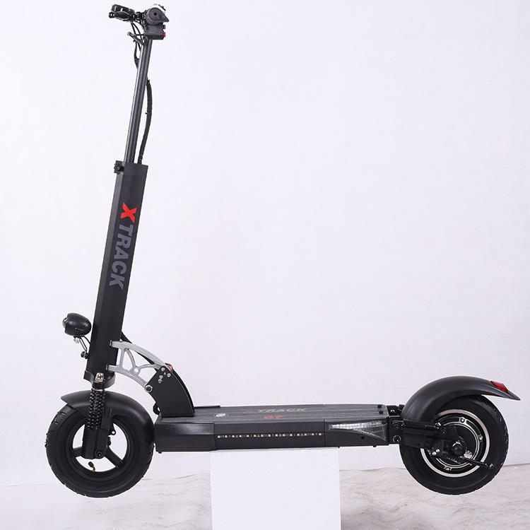 350Watts 48V 15AH Electric Scooter with Dual Disk Brakes Max Driving Range Up to 50 KM,550lbs Max Load Weight