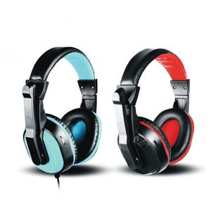 A3 Premium noise-cancelling earphones desktop laptop headset E-sports gaming headset Stereo headphones with microphone