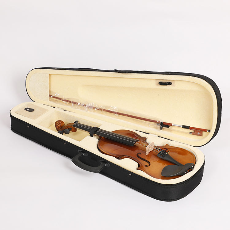 China supplier Student Practice universal 4/4 vintage baroque style violin