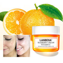 LANBENA VC Eye Cream Brightening Fading Dark Circles Bags Eye Lines Anti-Wrinkle Anti Aging Firming Against Puffiness Eye Care