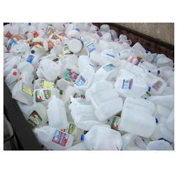 HDPE Milk Bottle Scrap Available Plastic Scrap for sale In Bulk Quantity Wholesale Price