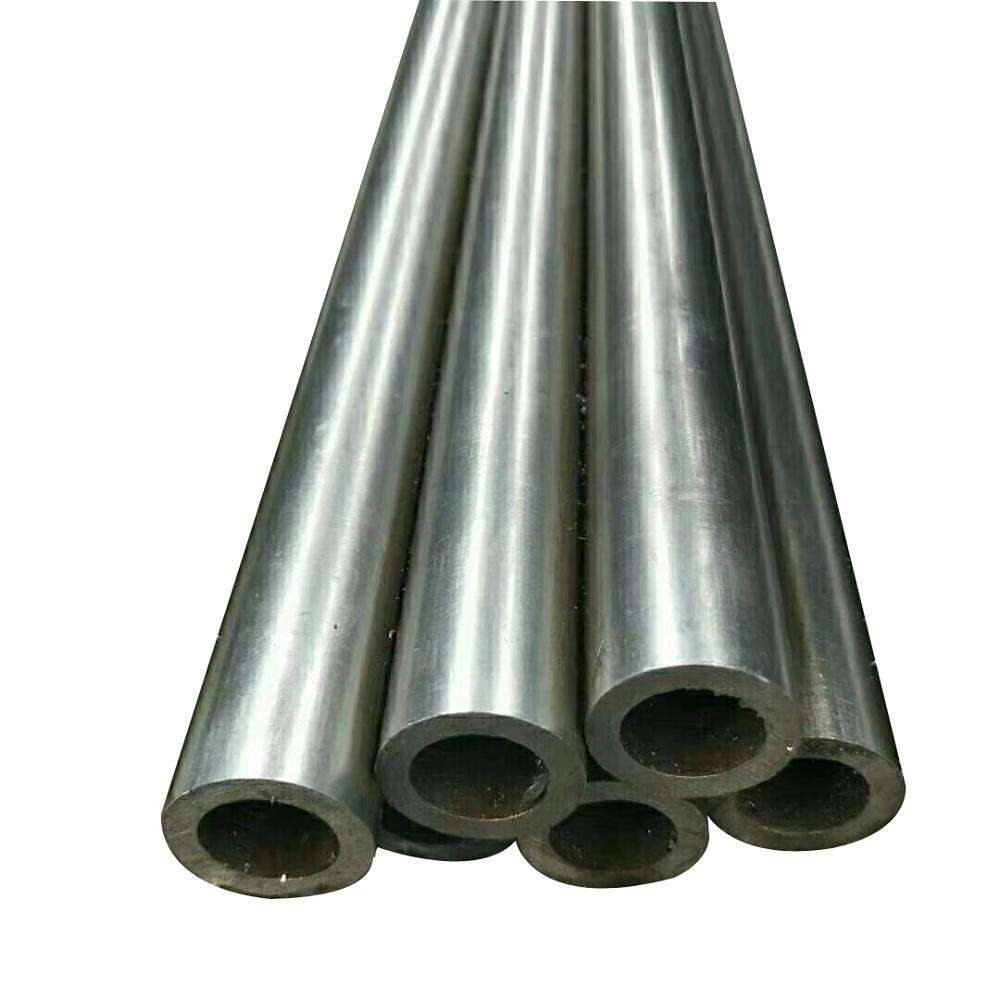 DIN2391 ST52 Precision Seamless Round and Square Steel Pipe /TUBE factory in Tianjin China