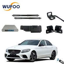 WuFoo For Mercedes-Benz Auto Power Tailgate Lock Car Remote Control Electric Tailgate Lift