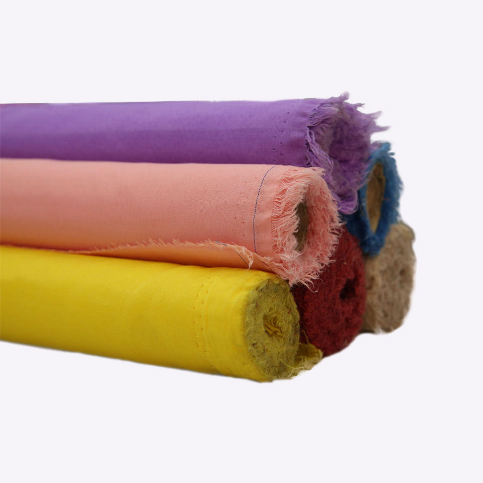 Bag fabric professional high-quality product TC Imitation cotton / 100% polyester fabric /bag luggage making materials