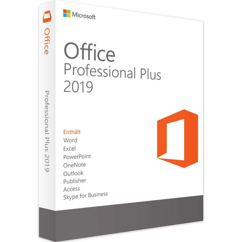 Digital Microsoft Office 2019 Professional Plus Key Code , Office 2019 Pro Plus Product Key