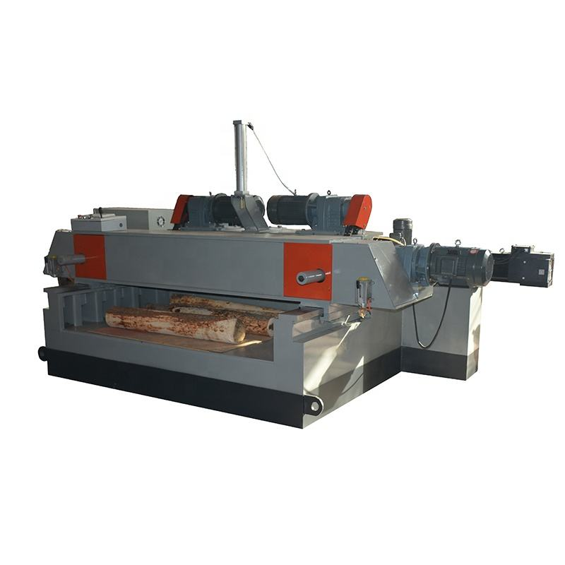 Sinoeuro new product high speed 4ft veneer peeling lathe