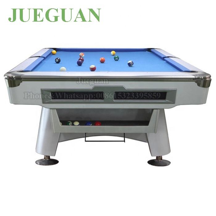 billiard 9ft professional pool billiard billard table with ball return system