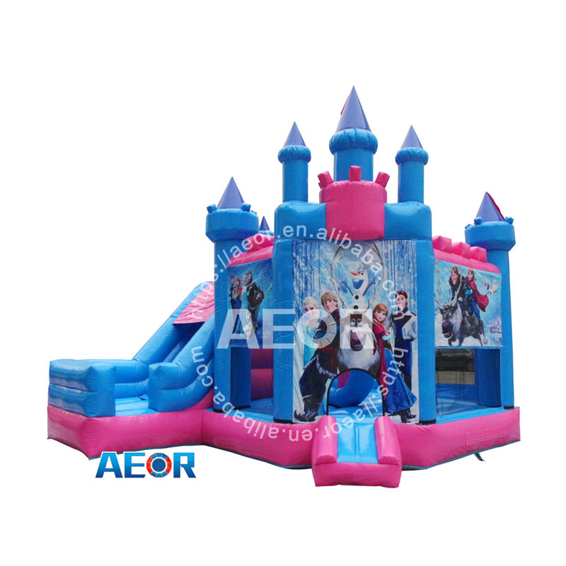 Professional Supplier Inflatable Jumping Bouncer Slide Commercial Bouncy Castles