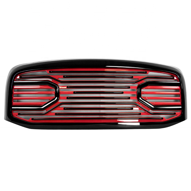 China Manufacturer Auto Car Repair Body Spare Parts Front Bumper Abs Plastic Mesh Grille