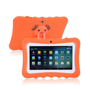 Children Tablet pc Quad Core Tablet PC With Many Kids Software Android Tablet pc Christmas Gift for Kids