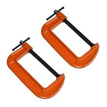 Heavy Duty Woodwork Tools Ductile Cast Iron G Clamp C Clamp